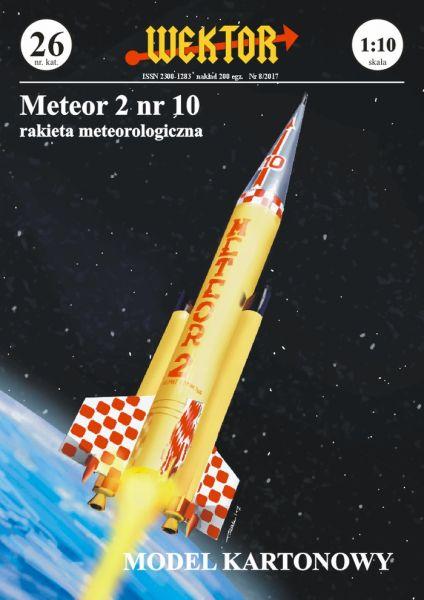 meteor rakete