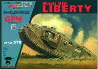 Panzer Mark VIII Liberty 1:25 GP...