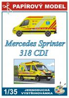 Mercedes Sprinter 318 CDI Ambula...