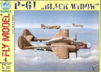 Northrop P-61B Black Widow Teil...